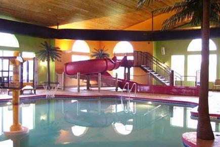 Slide & Pool